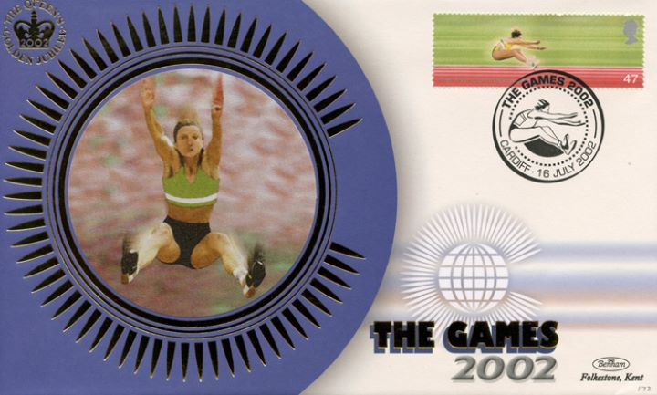 Commonwealth Games 2002, The Long Jump