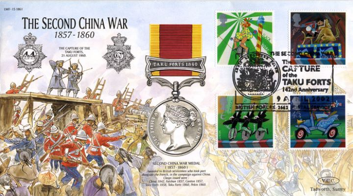 Circus, The Second China War