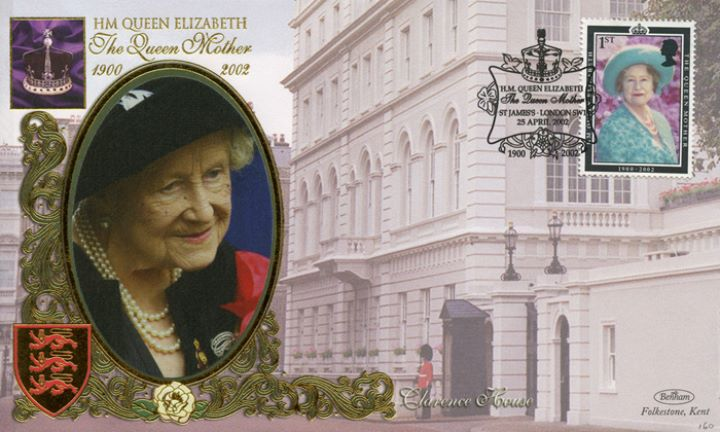 The Queen Mother - In Memoriam, Clarence House