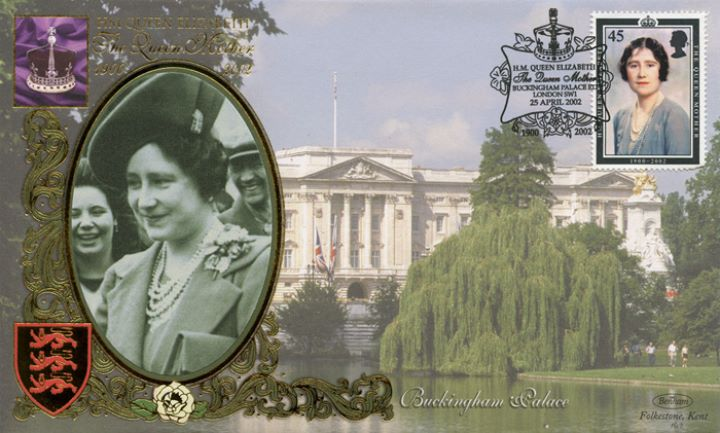 The Queen Mother - In Memoriam, Buckingham Palace