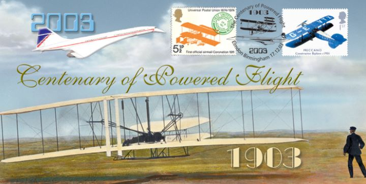 Centenary of Powered Flight, The Wright Brothers