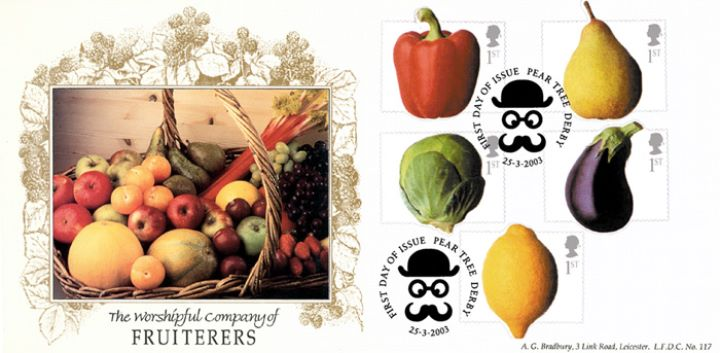 Fun Fruit and Veg, Worshipful Company of Fruiterers