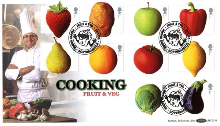 Fun Fruit and Veg, Cooking Fruit and Veg