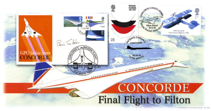 Entente Cordiale, 35th Anniversary of Concorde