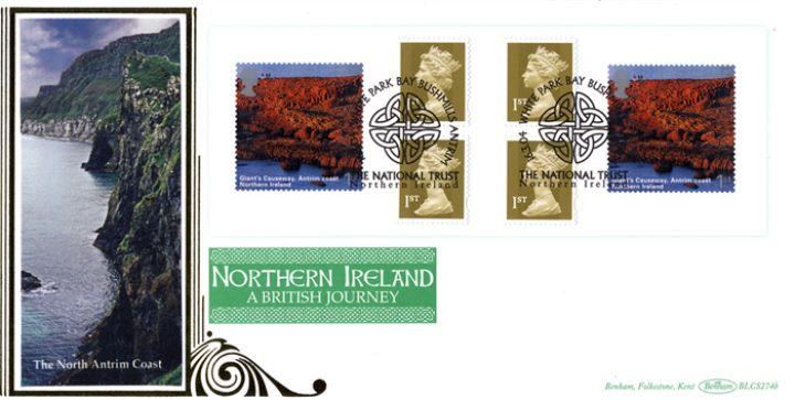 Self Adhesive: Northern Ireland - A British Journey, The North Antrim Coast