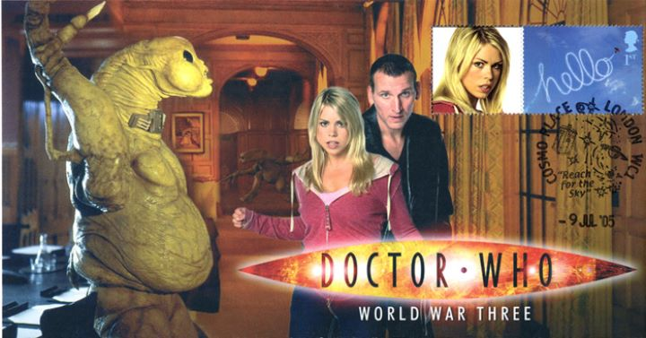 Doctor Who No.6, World War Three