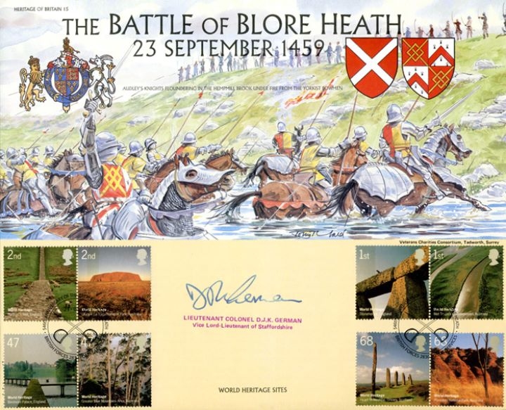 World Heritage Sites, The Battle of Blore Heath