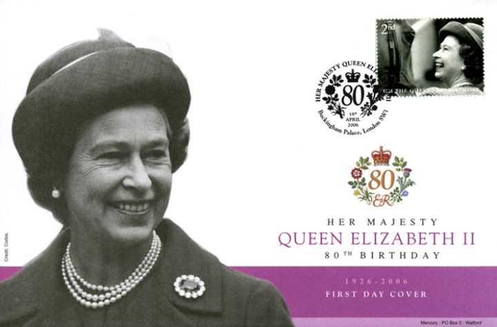 Queen's 80th Birthday, HM The Queen