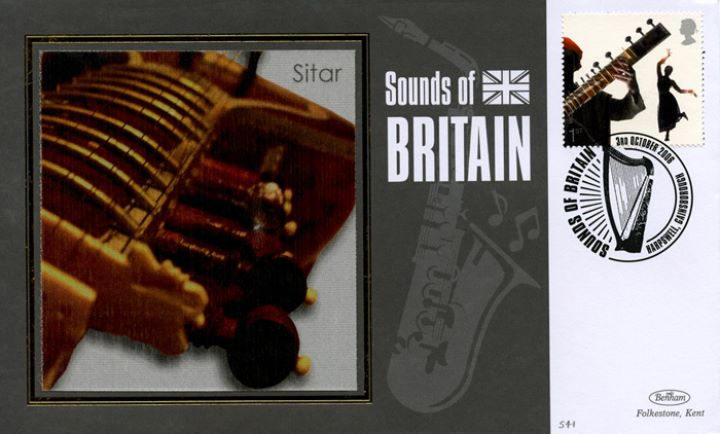 Sounds of Britain, Sitar
