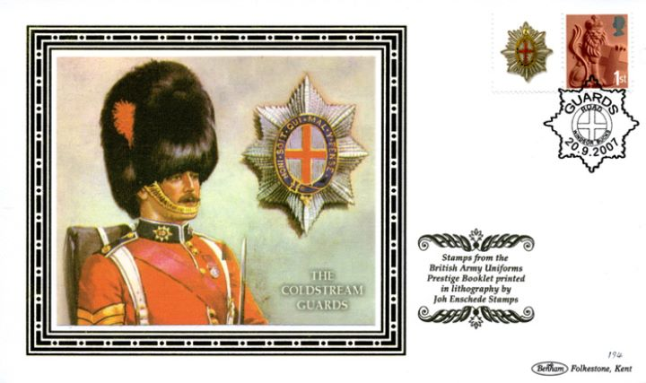 PSB: Army Uniforms, The Coldstream Guards