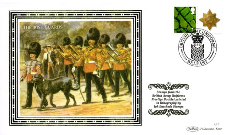 PSB: Army Uniforms, The Irish Guards