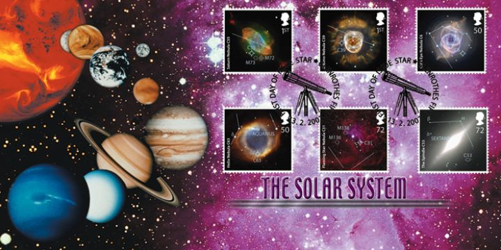 The Sky at Night, The Solar System