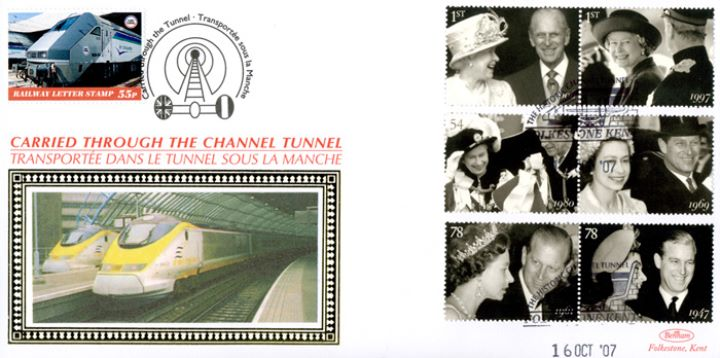 Diamond Wedding, Historic Channel Tunnel