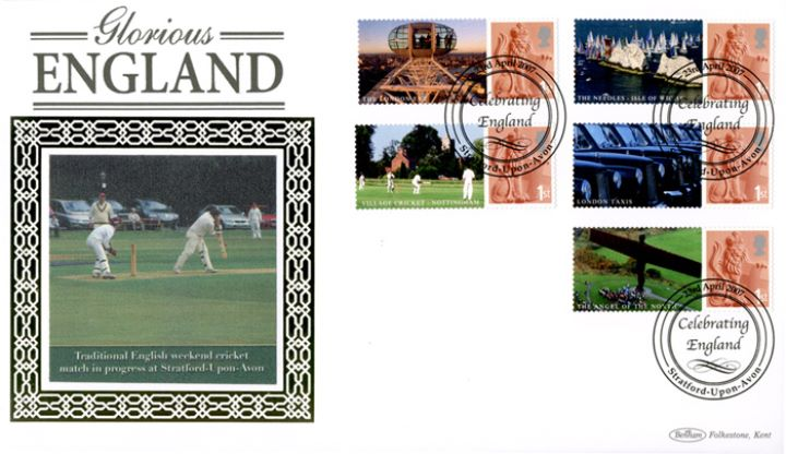 Glorious England: Generic Sheet, Traditional English Cricket