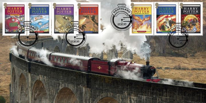 Harry Potter, Glenfinnan Viaduct