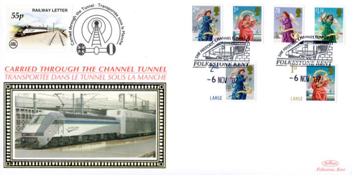 Christmas 2007, Historic Channel Tunnel