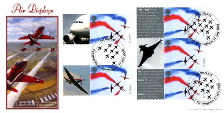 Air Displays: Generic Sheet, The Red Arrows