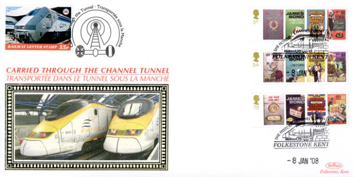 James Bond, Historic Channel Tunnel
