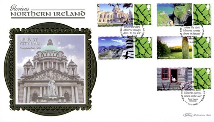 Glorious Northern Ireland: Generic Sheet, Belfast City Hall