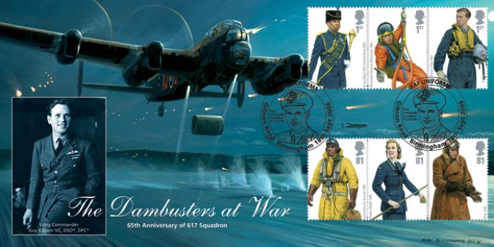 RAF Uniforms, Guy Gibson - Dambusters
