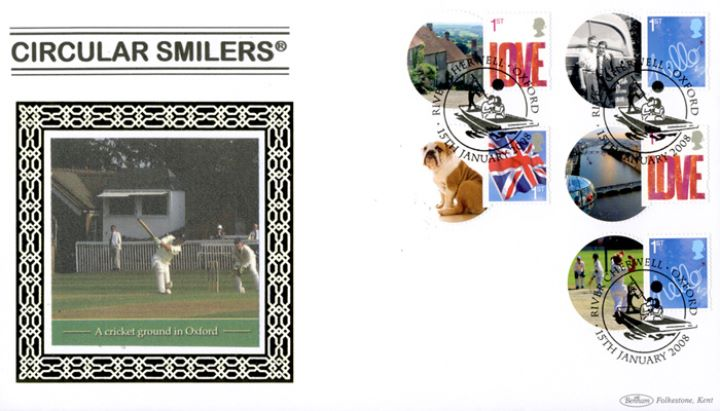Smilers Round Format: Generic Sheet, Cricket ground in Oxford
