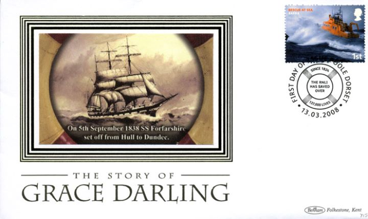 Mayday - Rescue at Sea, Grace Darling 1