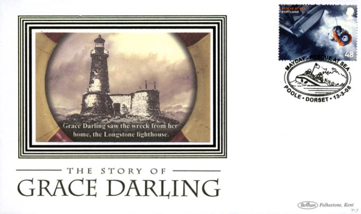 Mayday - Rescue at Sea, Grace Darling 3
