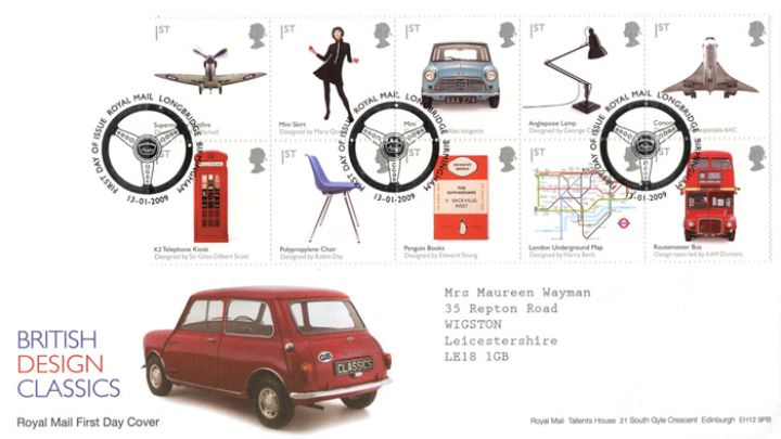 Design Classics, The Mini