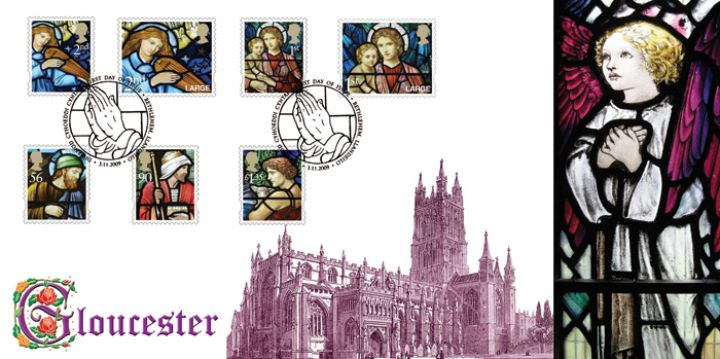 Christmas 2009, Gloucester Cathedral
