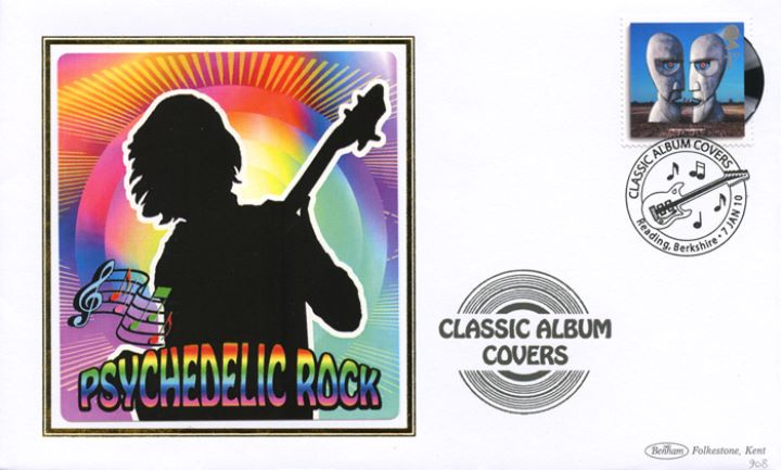 Classic Album Covers, Psychedelic Rock