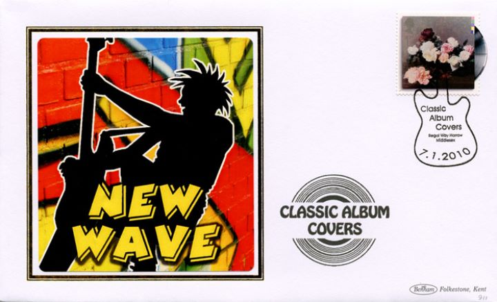 Classic Album Covers, New Wave