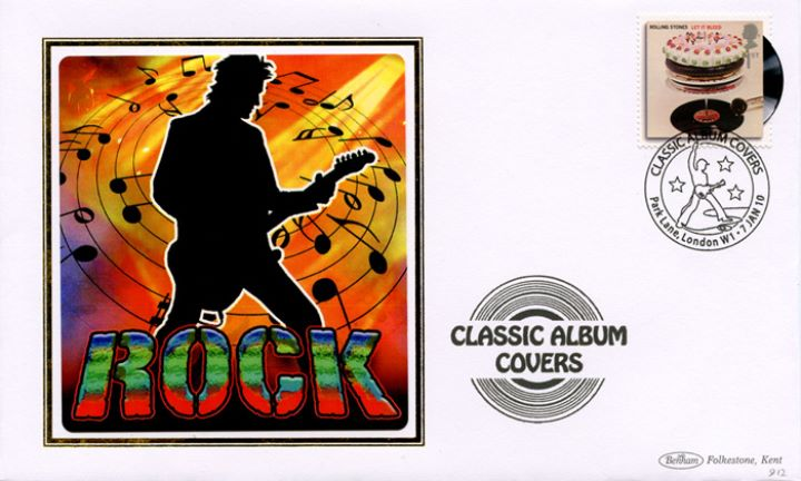 Classic Album Covers, Rock