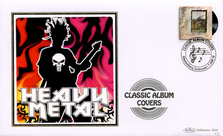 Classic Album Covers, Heavy Metal