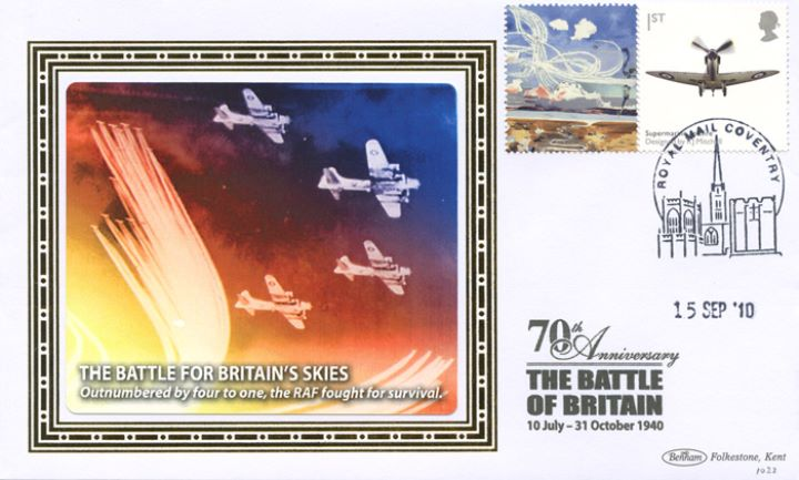 Battle of Britain: Generic Sheet, Battle for Britain's Skies