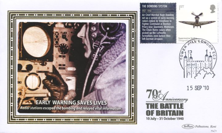 Battle of Britain: Generic Sheet, Early Warning Saves Lives