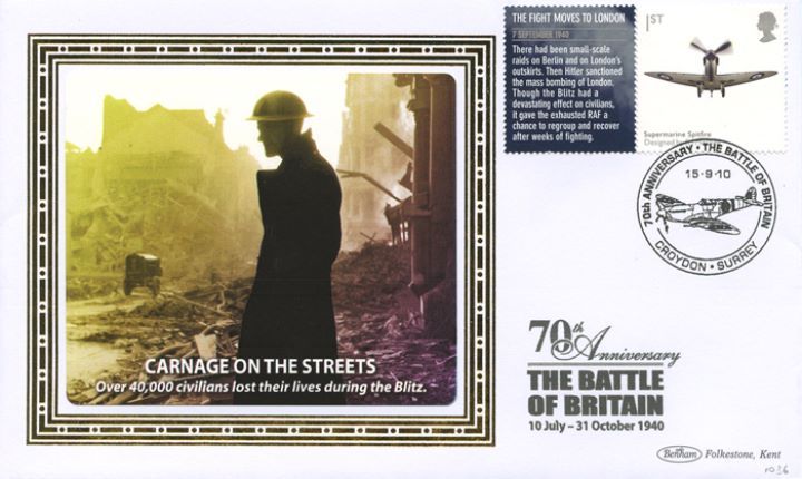 Battle of Britain: Generic Sheet, Carnage on the Streets