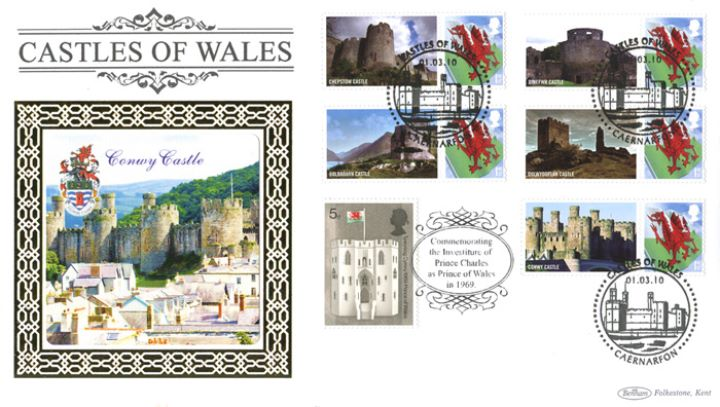 Castles - Wales: Generic Sheet, Conwy Castle