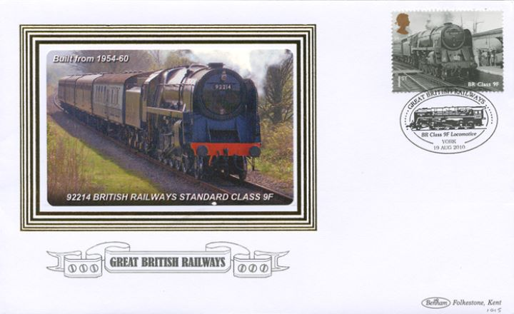 Great British Railways, BR Standard Class