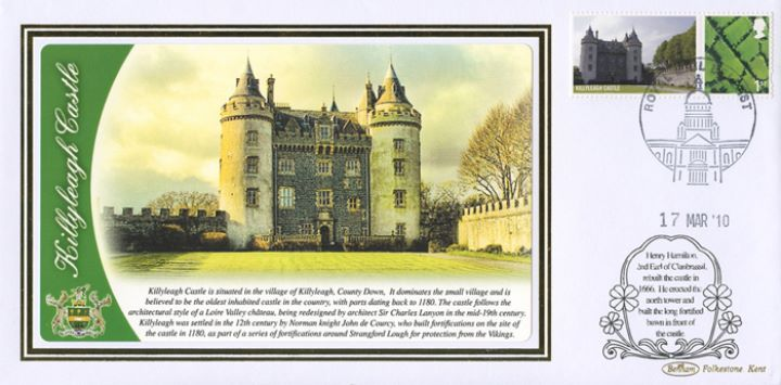Castles - Northern Ireland: Generic Sheet, Killyleagh Castle