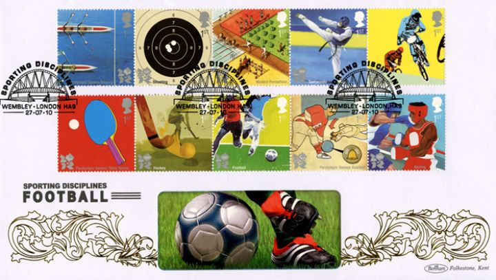 Olympic Games: Series No.2, Football