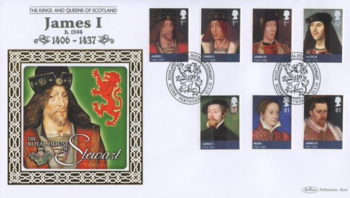 The Stewarts, James I