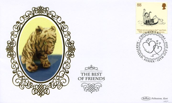 Winnie-the-Pooh: Miniature Sheet, The Best of Friends