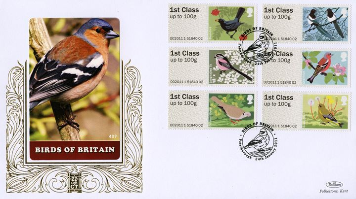 Birds of Britain: Series No.2, Chaffinch