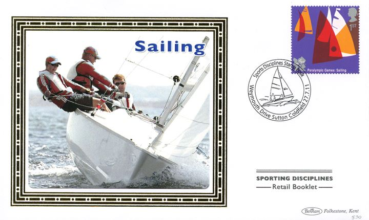 Self Adhesive: Olympic Games: Book No. 5, Sailing