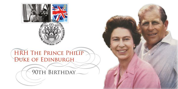 Prince Philip [Commemorative Sheet], 90th Birthday