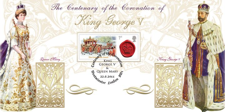 King George V Coronation, Centenary