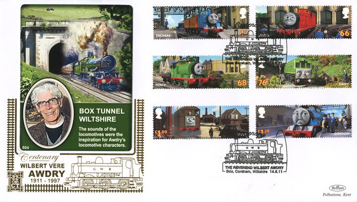 Thomas the Tank Engine, Box Tunnel, Wiltshire