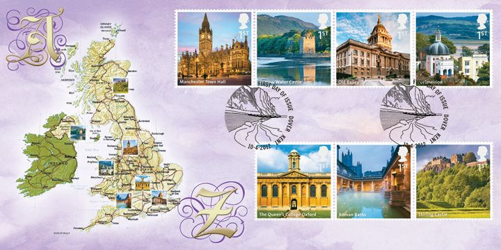 UK A-Z: (Part 2), British Isles M-S