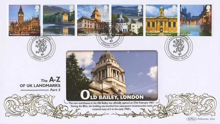 UK A-Z: (Part 2), Old Bailey