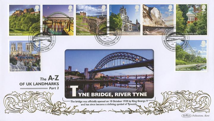 UK A-Z: (Part 2), Tyne Bridge